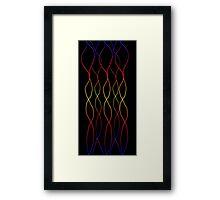 strands Framed Print