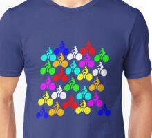 Bikes! Unisex T-Shirt