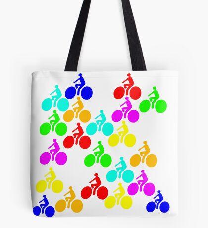 Bikes! Tote Bag