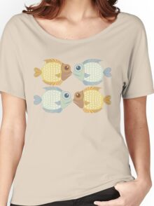 2 FISH + 2 FISH Women's Relaxed Fit T-Shirt