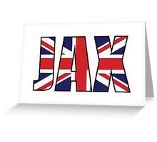 Jax (UK) Greeting Card