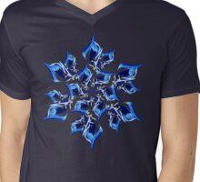 "Embodiment Supernova (""Soul and body"" pattern) Mens V-Neck T-Shirt"
