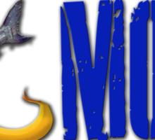 NO GMO Sticker