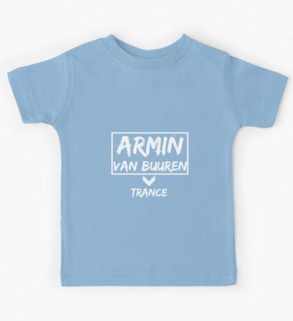 Armin Van Buuren - Trance.  Kids Tee