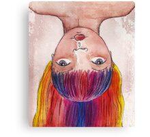My Rainbow Life Canvas Print
