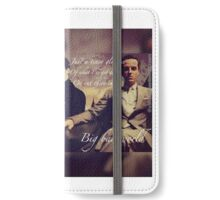 Sherlock, John, and Moriarty  iPhone Wallet/Case/Skin