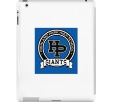 Highland Park High School iPad Case/Skin