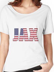 Jax (USA) Women's Relaxed Fit T-Shirt