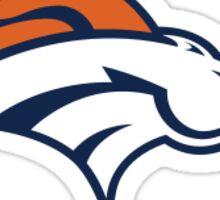 Broncos logo Sticker