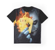 Fire poker Graphic T-Shirt