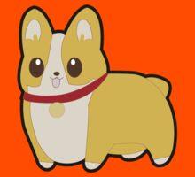 Woof Woof Corgi by juiceboxjay