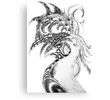 Chamaleon Canvas Print