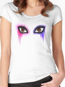 harley eyes Women's Fitted Scoop T-Shirt