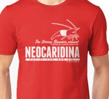 Neocaridina Davidi Red Rili Unisex T-Shirt