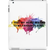 cold play iPad Case/Skin