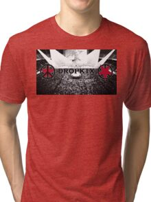 Space Dandy Dropkix Merch Tri-blend T-Shirt