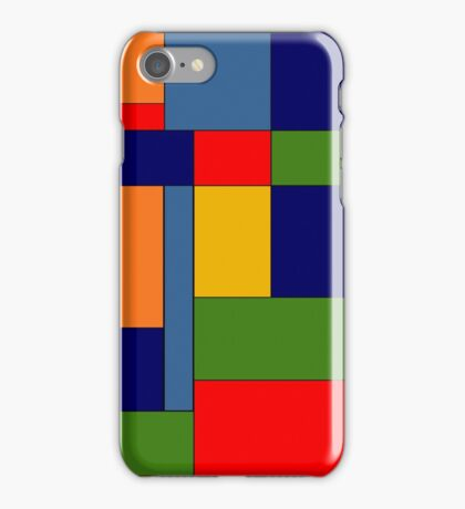 Abstract #348 iPhone Case/Skin