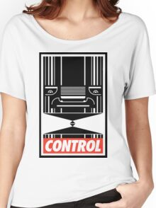 """MCP """"CONTROL"""" Women's Relaxed Fit T-Shirt"""