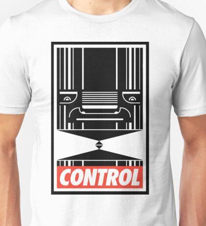 "MCP ""CONTROL"" Unisex T-Shirt"