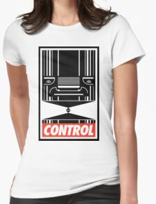 """MCP """"CONTROL"""" Womens Fitted T-Shirt"""