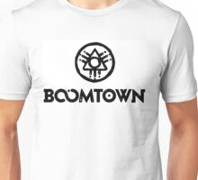 boomtown festival  Unisex T-Shirt