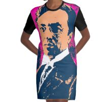 Wassily Kandinsky Graphic T-Shirt Dress