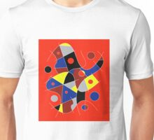 Abstract #222 Unisex T-Shirt