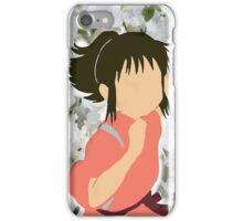 Chihiro Peonies iPhone Case/Skin