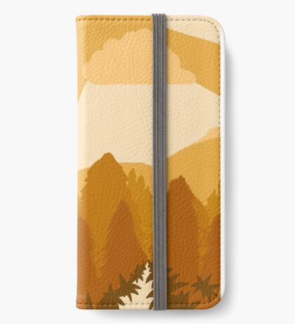 Yellow River iPhone Wallet/Case/Skin