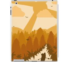 Yellow River iPad Case/Skin