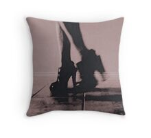 your stain Throw Pillow
