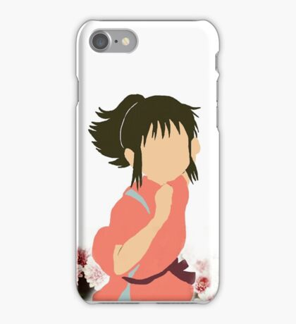Chihiro Miyazaki iPhone Case/Skin