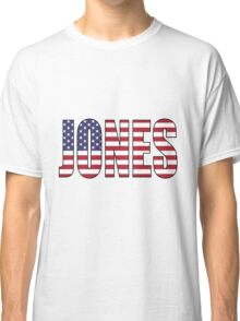 Jones (USA) Classic T-Shirt