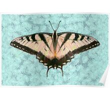 BUTTERFLY IS HAPPINESS PURSUED Poster