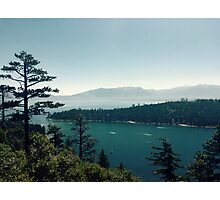 Emerald Bay Photographic Print