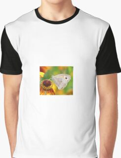 Butterfly Wings Graphic T-Shirt