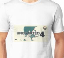 Uncharted 4 | Nathan Unisex T-Shirt