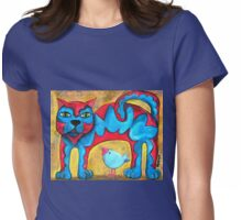 Catius Maximus and the little Blue Bird  T-Shirt