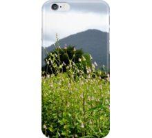 Nature - Flower Wallpaper iPhone Case/Skin