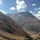 Mountains by shutupchloe