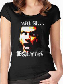 Broken Nero | Jeff Hardy Women's Fitted Scoop T-Shirt