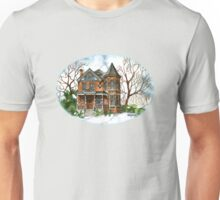 Victorian Winter Unisex T-Shirt