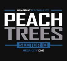 Peach Trees Sector 13 by morph99