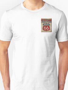Route 66 Kicks Unisex T-Shirt