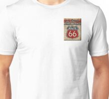 Route 66 Kicks Unisex T-Shirt