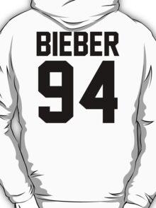 #JUSTINBIEBER T-Shirt