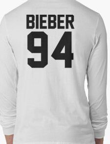 #JUSTINBIEBER Long Sleeve T-Shirt