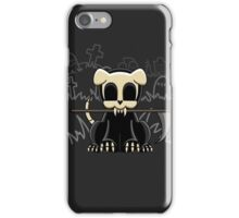 Grim Reapets - A Dog Named Decay - Grim Pets iPhone Case/Skin