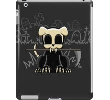 Grim Reapets - A Dog Named Decay - Grim Pets iPad Case/Skin