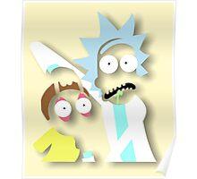 Rick and Morty: Mega Tree Seeds Poster
